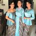 5 Model Kebaya Modern Yang Paling Digemari Para Artis Indonesia