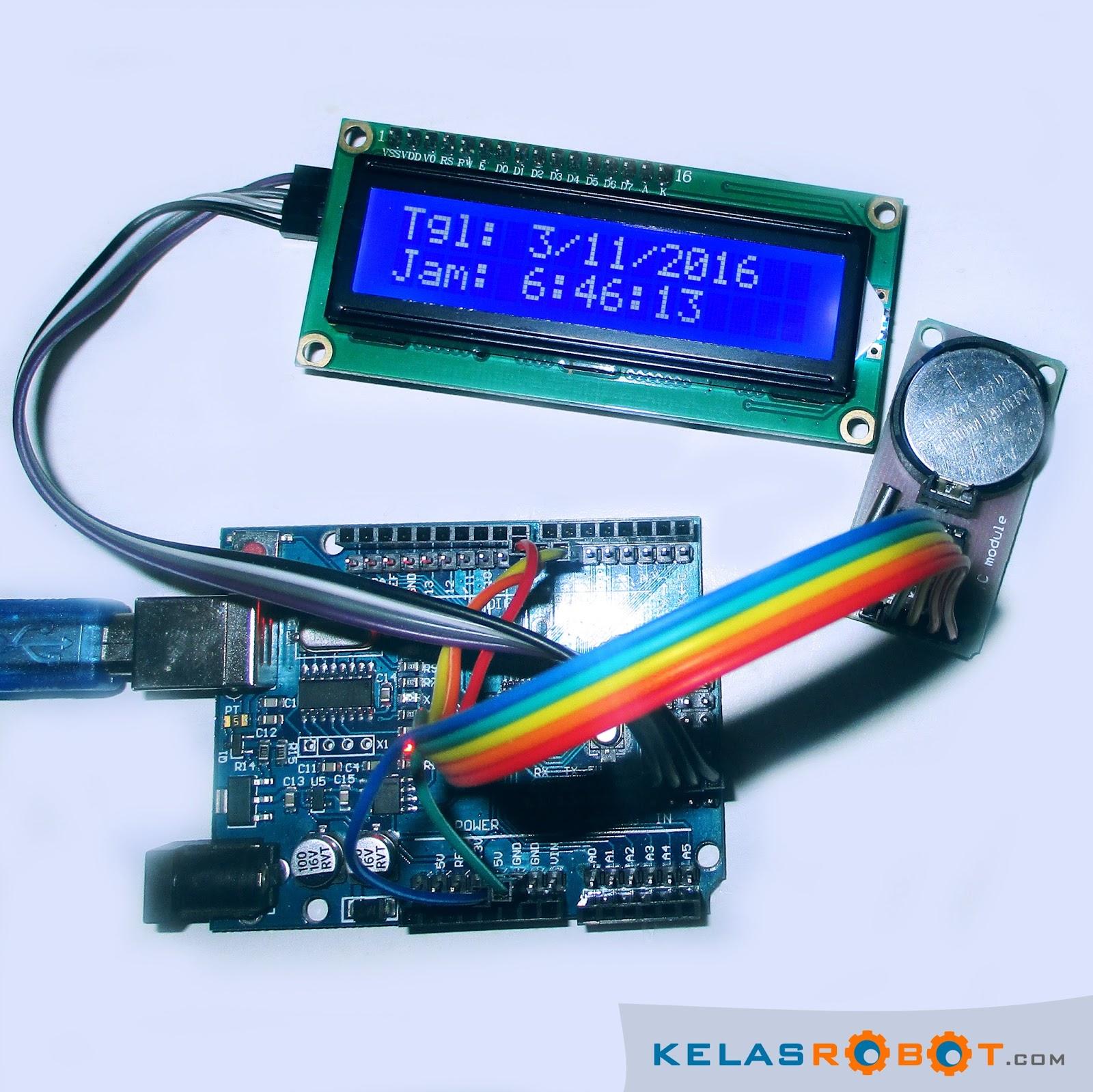 Membuat Jam Digital Dengan Arduino Uno 0e05c1c383