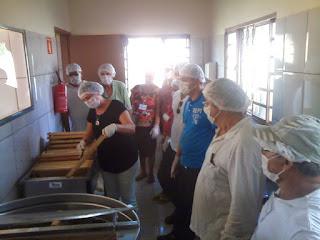 Casa do Mel em Juquiá supera produção de 8 toneladas ao ano
