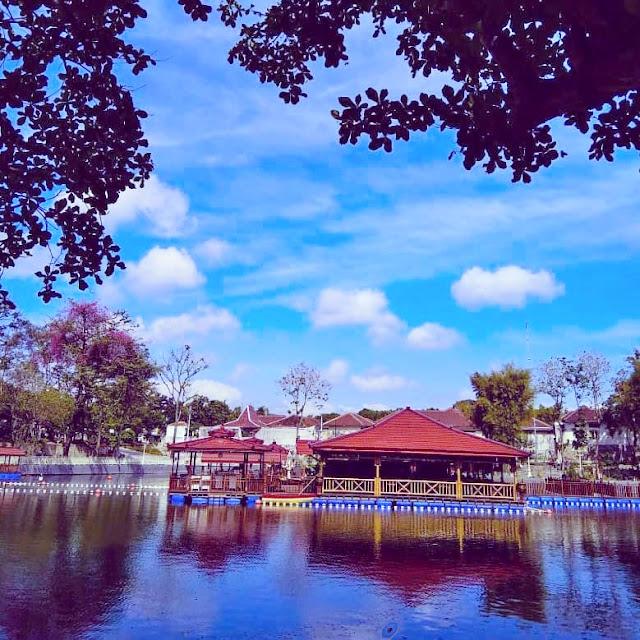 Floating Resto Sleman Yogyakarta
