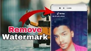 How To Remove watermark on TikTok Videos