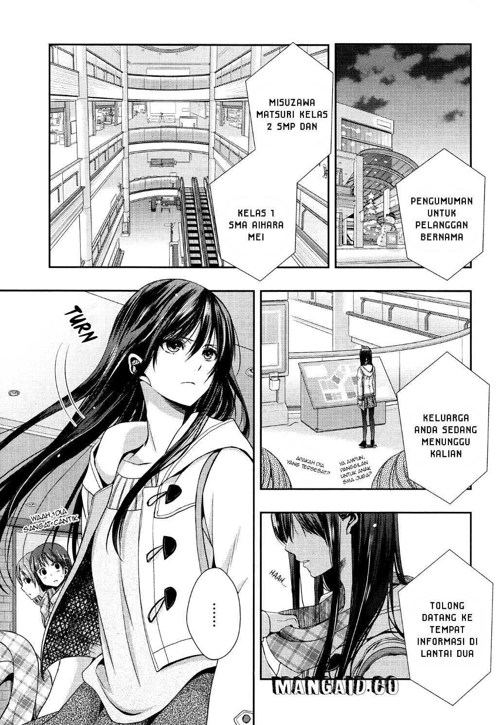 Citrus Chapter 11 Cinta Itu Buta