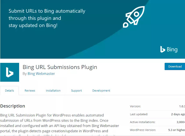 bing webmaster tool - Buzyvibes