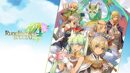 Rune Factory 4 Special Release Date Reveal Trailer