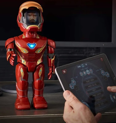 Xiaomi Iron Man Robot MARK50 Intelligent Robot