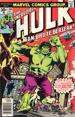 Incredible Hulk #206