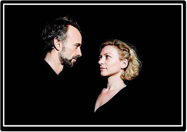 Florence Perrier et François Rabette dans Pourquoi dis, pourquoi m'as tu pris mes yeux