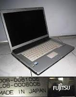 laptop bekas fujitsu