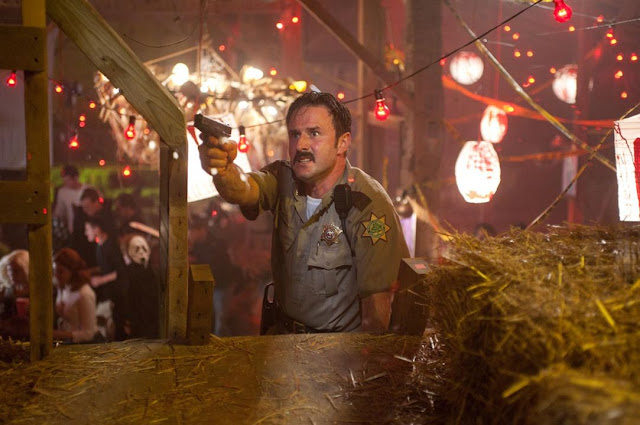 David Arquette quiere volver a interpretar a Dewey en 'Scream 5'