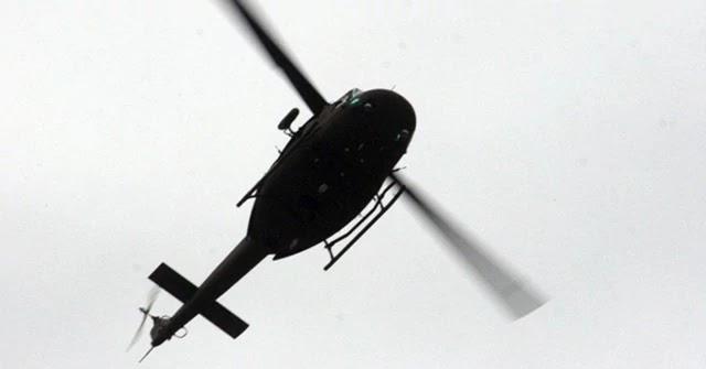 Ao fixar os olhos para o céu foi registrado um helicóptero da PRF – Polícia Rodoviária Federal – sobrevoando a cidade. Em solo, viaturas percorrem Ruas e Avenidas