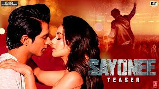 SAYONEE (सयानी Lyrics in Hindi) - Arijit Singh | Jyoti Nooran