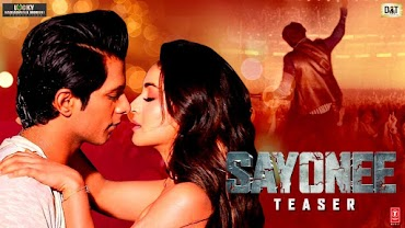 SAYONEE (सयानी Lyrics in Hindi) - Arijit Singh | Jyoti Nooran
