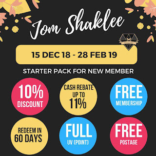 Anda Nak Daftar Ahli Shaklee Dengan Harga Murah?, Promosi Vivix Shaklee, Promosi Ahli Baru Shaklee, Promosi Jom Shaklee, Promosi Youth Starter Set, Promosi Wellness Set,