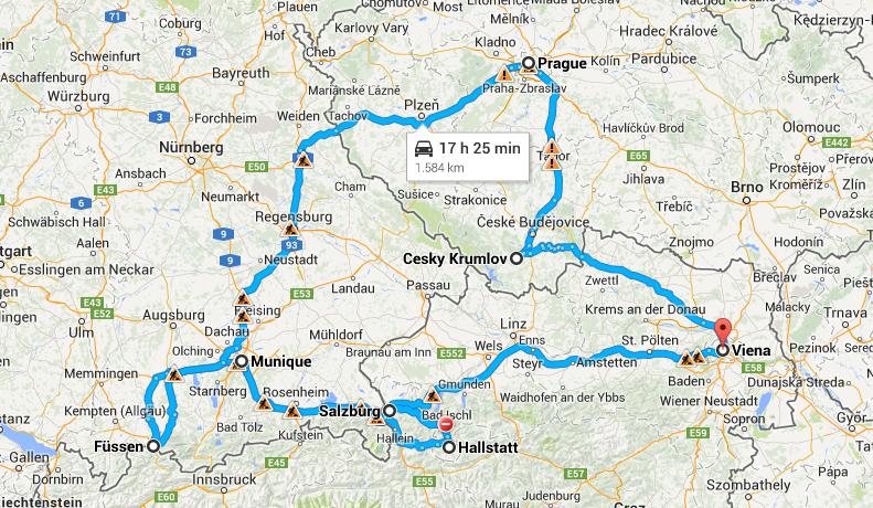 Preparando Uma Road Trip Pela Europa O Que Você Precisa Saber