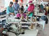 Process Flow Chart of Garments Manufacturing | Garments Production Process