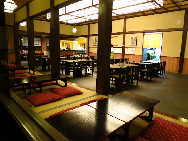 Traditional Soba buckwheat noodle restaurant Tokyo Japan. Tokyo Consult. TokyoConsult.