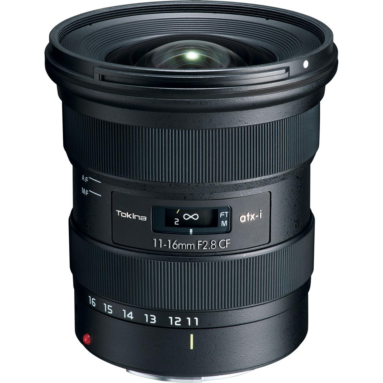 Объектив Tokina ATX-i 11-16mm f/2.8 CF для Canon