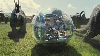 Cena do filme Jurassic World: O Mundo dos Dinossauros (Divulgação: Universal TV)