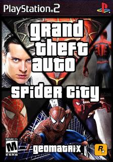 Grand Theft Auto Spider City PS2 Baixar