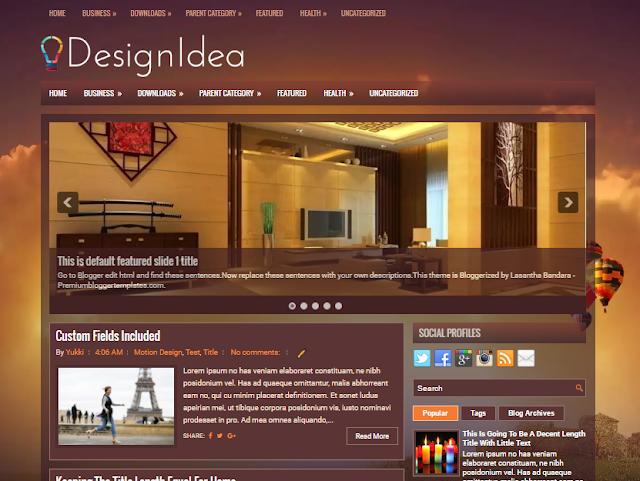 DesignIdea Blogger Template                                                                                                                                                                                                                                                                                                                                                                                                                                                                    http://blogger-templatees.blogspot.com/2016/05/designidea.html