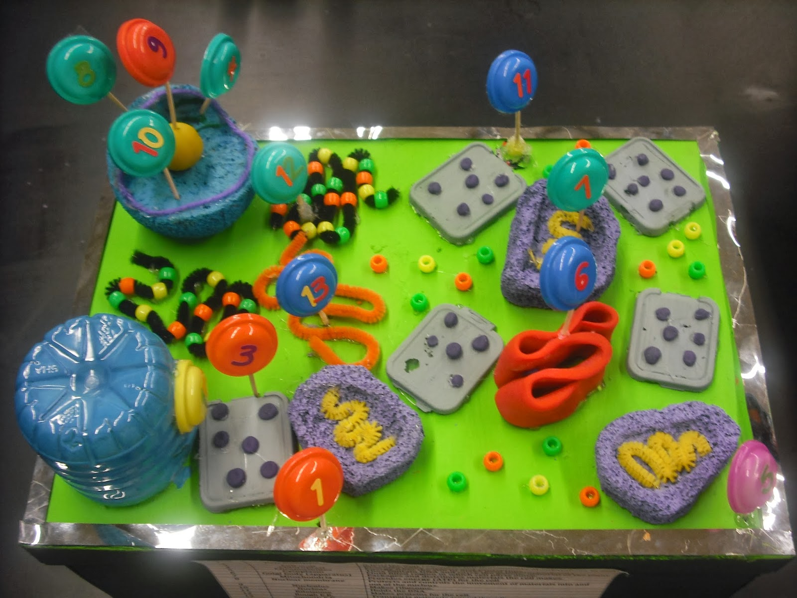 Magnificent ideas for plant cell model ideas garden and pretty plant and animal cell model ideas pictures inspiration pooptronica Images