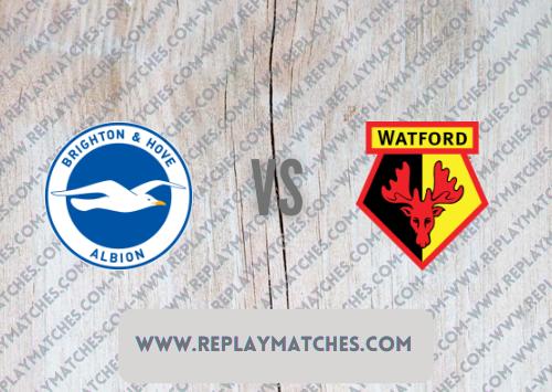 Brighton & Hove Albion vs Watford -Highlights 21 August 2021