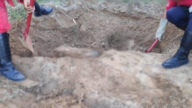 Jovem de 28 anos é enterrado vivo na Bahia