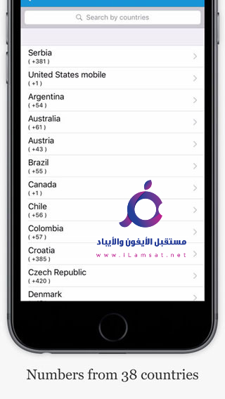 طريقة الحصول على رقم أمريكي أو دولي لتفعيل الواتساب وغيره 2021