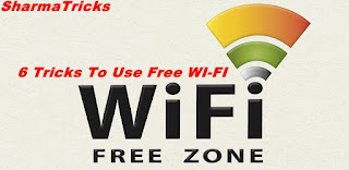 Tricks To Use Free Wi-Fi