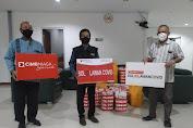 Bank CIMB NIAGA Syariah NTB Salurkan Paket Sembako dan Makanan melalui BMH