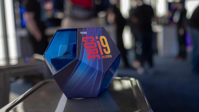 Processador Intel Core i9 9900k Melhor para Jogos Pesados
