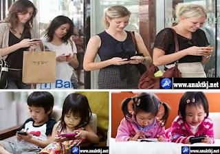 Indahnya Masa-Masa Dulu, Tanpa Internet Dan Smartphone