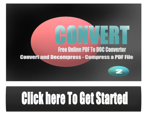 Convert your DOC to PDF or vice versa Online