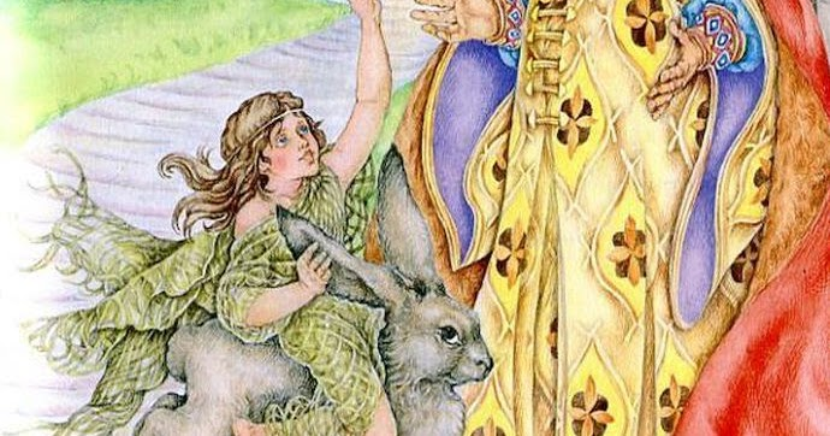 много иллюстрации к сказке семилетка попав организм