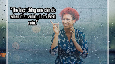 Rain Quotes funny images