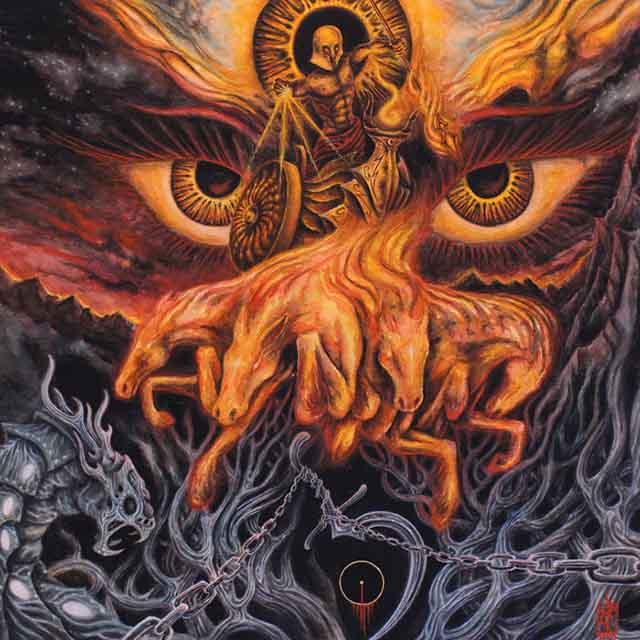 """Ο δίσκος των Midnight Odyssey """"Biolume Part 2 - The Golden Orb"""""""