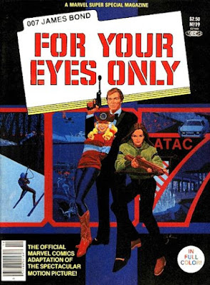 Marvel Super Special #19, For Your Eyes Only