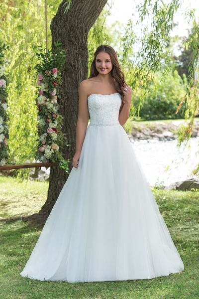 Divinos vestidos de novias | Coleccion Otoño-Invierno Sweetheart
