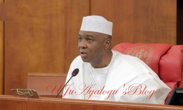 Saraki seeks special protection for Senators over assassination attempts