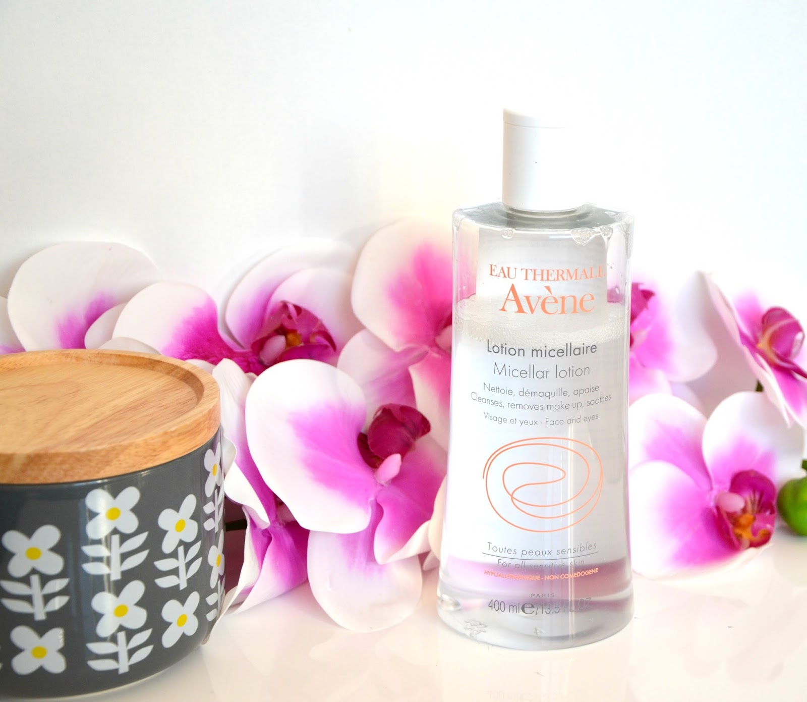 Lotion micellaire Avène
