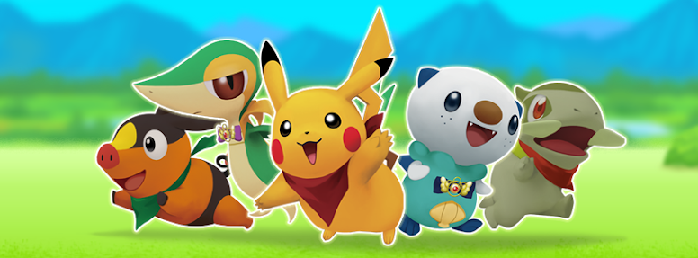 Pokémon Mystery Dungeon Gates to Infinity Pokémon Iniciais