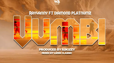 Rayvanny Ft. Diamond Platnumz - Vumbi