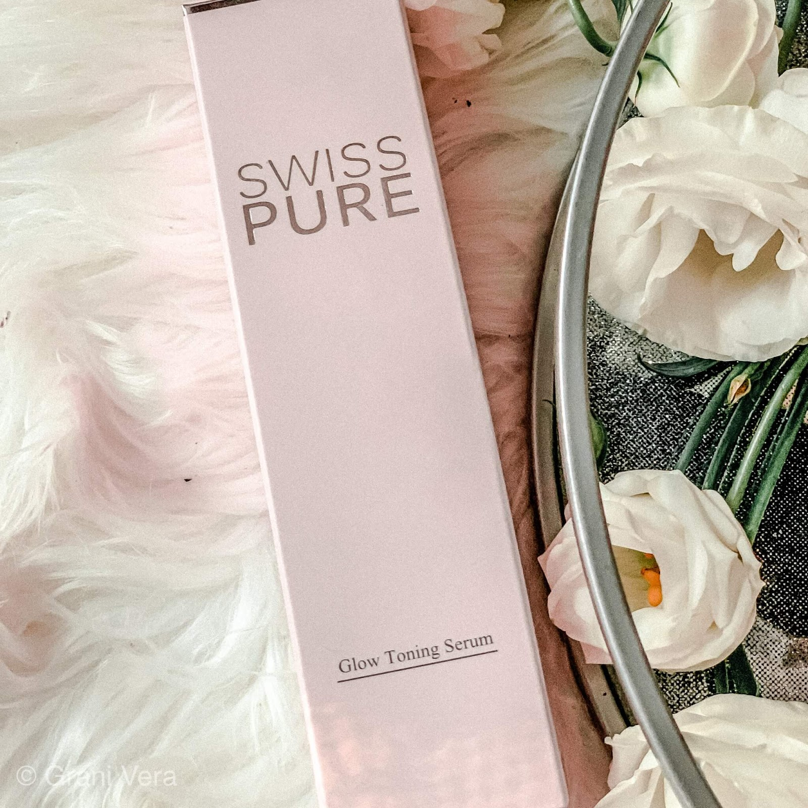SWISS PURE GLOW TONIC SERUM