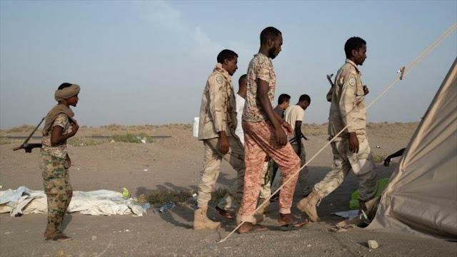 Mueren decenas de mercenarios pagados por Arabia Saudí en Yemen