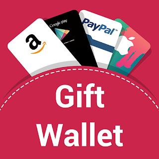 aplikasi penghasil uang paypal - Gift Wallet