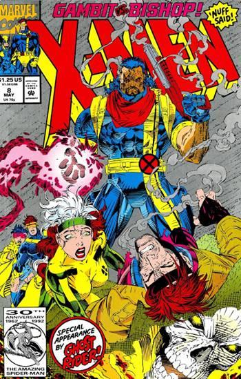 Bishop de los X-Men