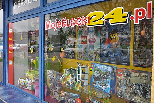 Salon klocków LEGO MojeKlocki24.pl