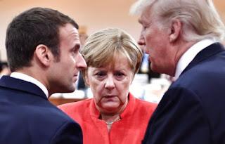 Ο Μακρόν σαλπίζει τη... Μασσαλιώτιδα σε ΕΕ και ΝΑΤΟ