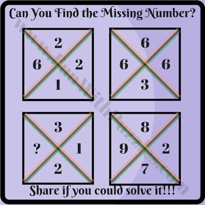 Simple cool math brain teaser riddle