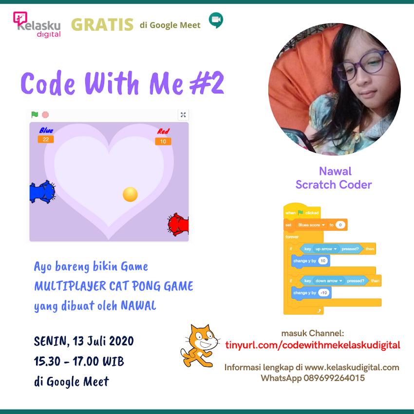 Code With Me #2 Bersama Nawal,